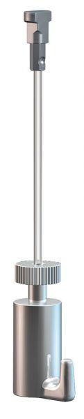 Bilderseil Perlon mit Twister inklusive 15 kg Bilderhaken