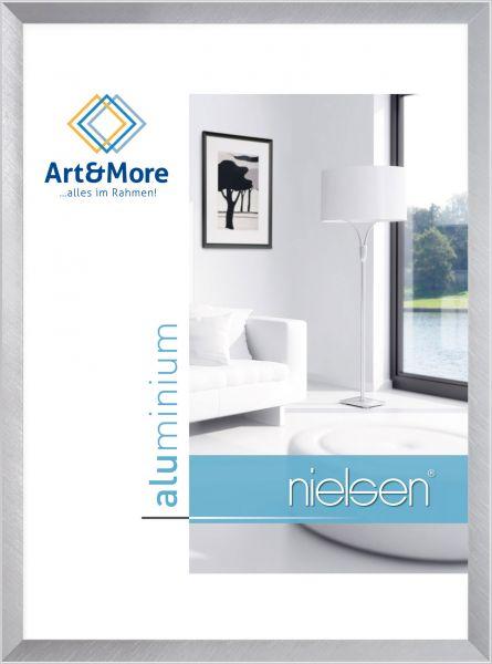 Bilderrahmen Nielsen Cristal in Florentiner Silber Natur