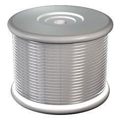 Artiteq Perlonseil 2 mm, 100 Meter Rolle