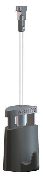 Artiteq - Aufhänge-Set Twister 2 mm Perlon 150 cm mit Micro Grip 2 mm 20 kg