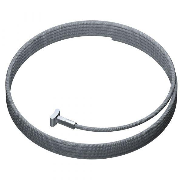Artiteq - Solid Slider 2 mm Stahldraht 200 cm