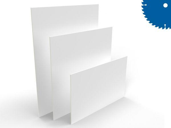 Foam Board für Bilderrahmen im Zuschnitt, 3 mm