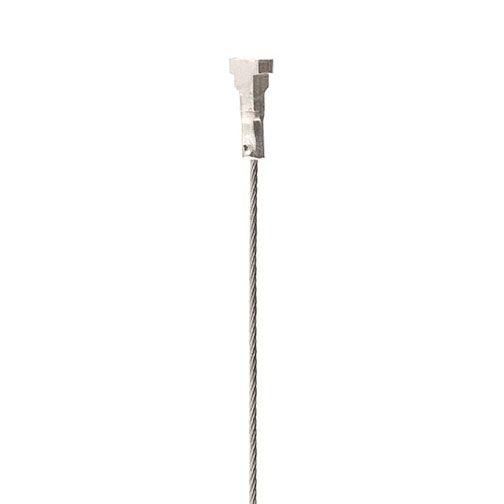 Bilderseil 1 mm Stahl mit Twister