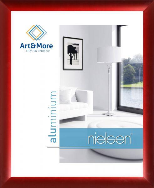 Bilderrahmen Nielsen Casa in Brushed Rubin Rot