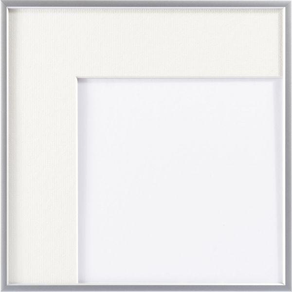 Fertig Passepartout Nielsen 2 mm in Weiß