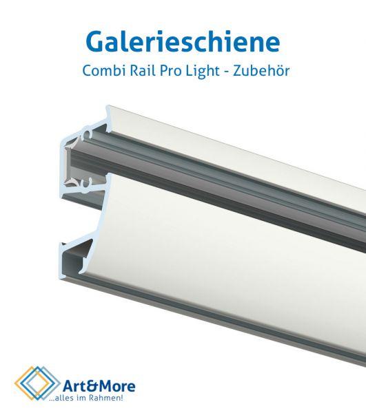 200 cm Galerieschiene für Combi Rail Pro Light