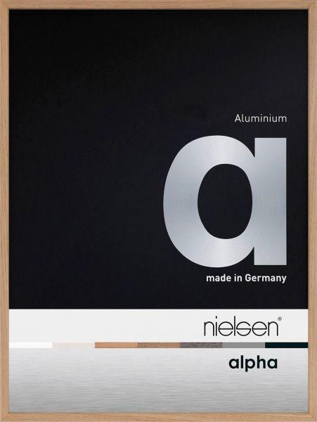 Nielsen Alu-Fotorahmen Alpha Echtholzfurnier